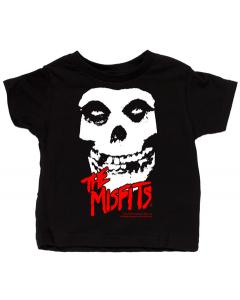 Misfits Kids/Toddler T-shirt - Tee Skull