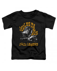 Miles Davis kids T-Shirt Legend of Jazz