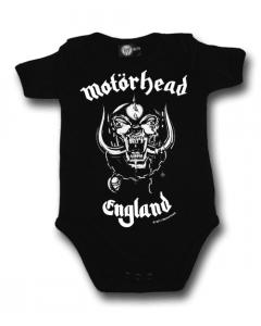 Motörhead Baby Onesie Body Rocker England