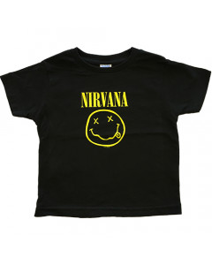 Nirvana Kids/Toddler T-shirt - Tee Smiley