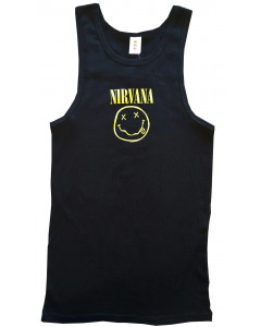 Nirvana Kids Tank Top - Smiley
