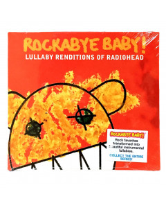 Rockabyebaby CD Radiohead Lullaby Baby CD