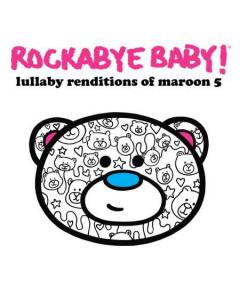 Rockabyebaby CD Maroon 5 Lullaby Baby CD