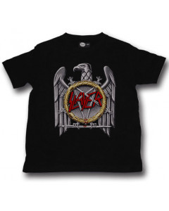 Slayer Kids/Toddler T-shirt - Silver Eagle Metal-Kids