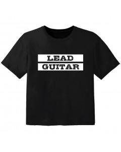 rock baby t-shirt lead guitar