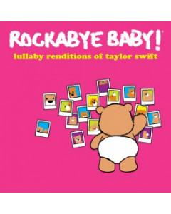 Rockabyebaby CD Taylor Swift Lullaby Baby CD