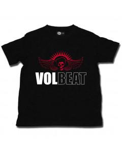 Volbeat Kids/Toddler T-shirt - Tee Skullwing