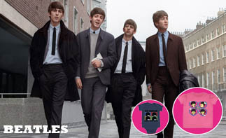 Beatles Baby & Kids Clothes