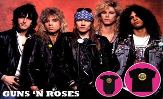 Guns 'n Roses Baby & Kids clothes