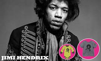 Jimi Hendrix Baby & Kids clothes